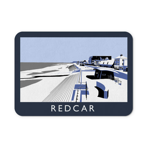 Redcar, North Yorkshire Mouse Mat