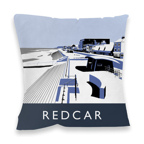 Redcar, North Yorkshire Fibre Filled Cushion
