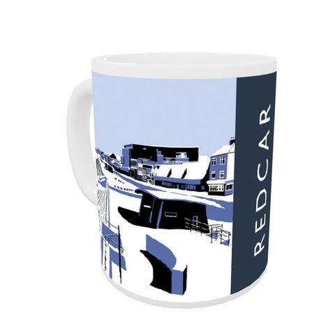 Redcar, North Yorkshire Coloured Insert Mug