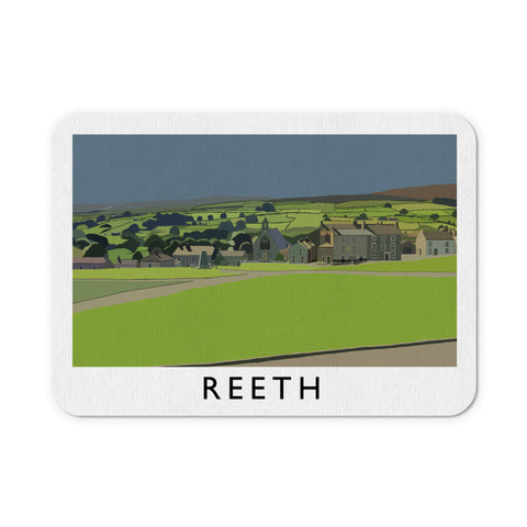 Reeth, Yorkshire Mouse Mat