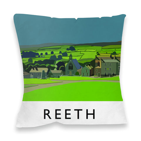 Reeth, Yorkshire Fibre Filled Cushion