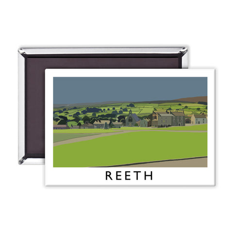 Reeth, Yorkshire Magnet