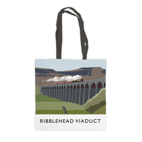 The Ribblehead Viaduct, Yorkshire Premium Tote Bag