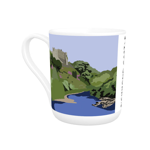 Richmond Castle, Yorkshire Bone China Mug