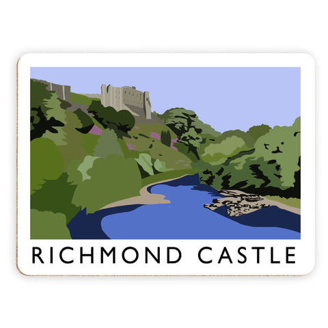 Richmond Castle, Yorkshire Placemat