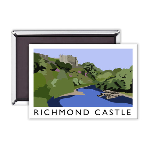 Richmond Castle, Yorkshire Magnet