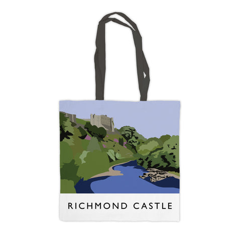 Richmond Castle, Yorkshire Premium Tote Bag