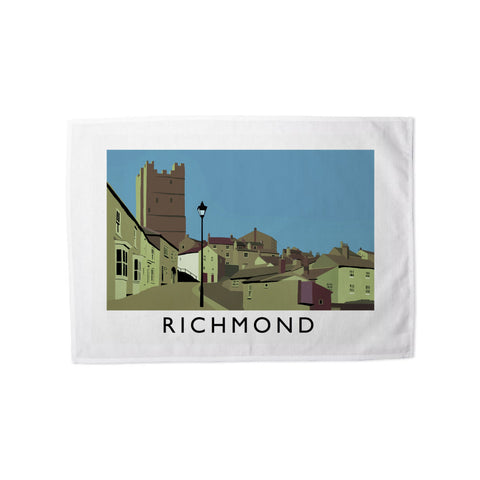 Richmond, Yorkshire Tea Towel