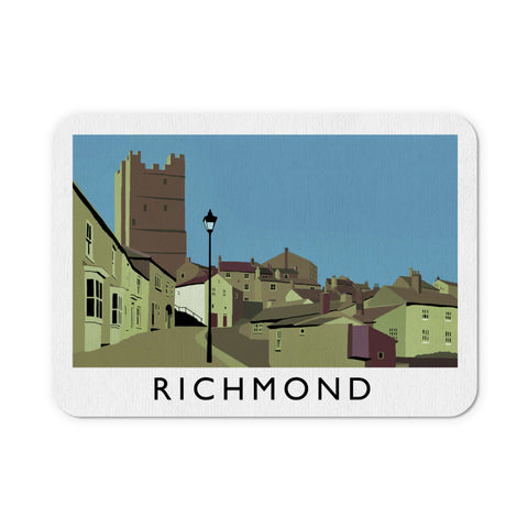 Richmond, Yorkshire Mouse Mat