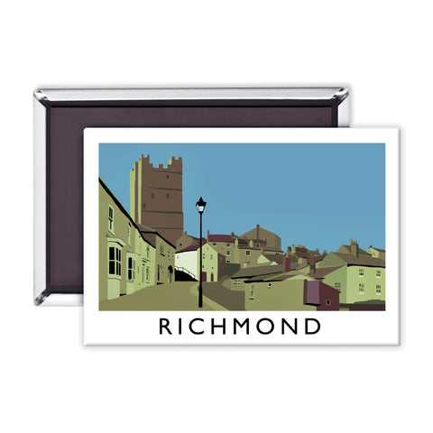 Richmond, Yorkshire Magnet