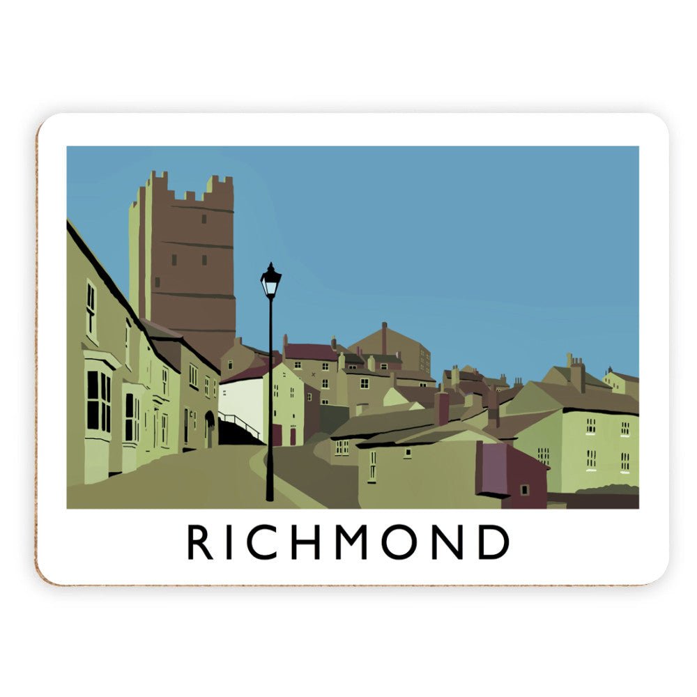 Richmond, Yorkshire Placemat