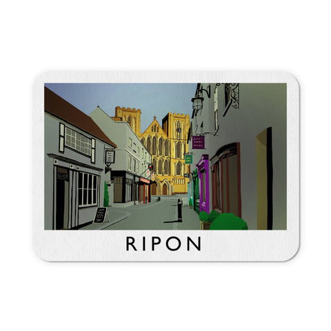 Ripon, Yorkshire Mouse Mat