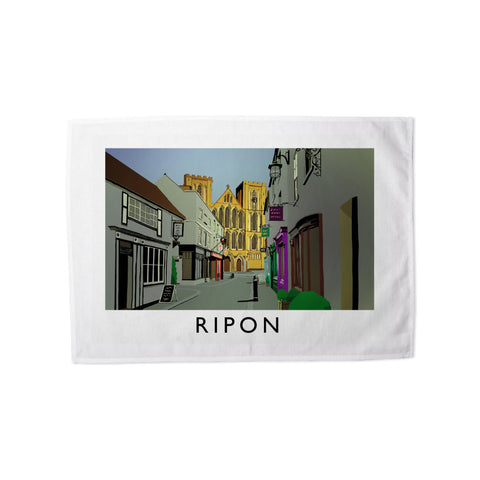 Ripon, Yorkshire Tea Towel