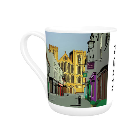 Ripon, Yorkshire Bone China Mug