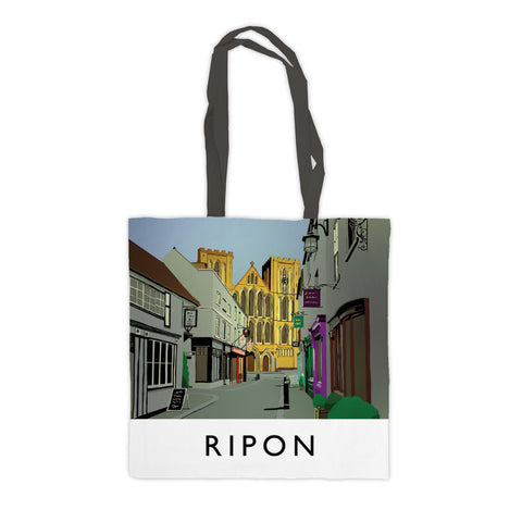 Ripon, Yorkshire Premium Tote Bag