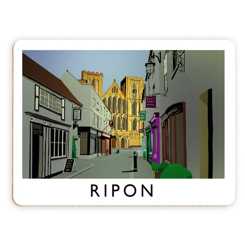 Ripon, Yorkshire Placemat