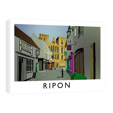 Ripon, Yorkshire Canvas