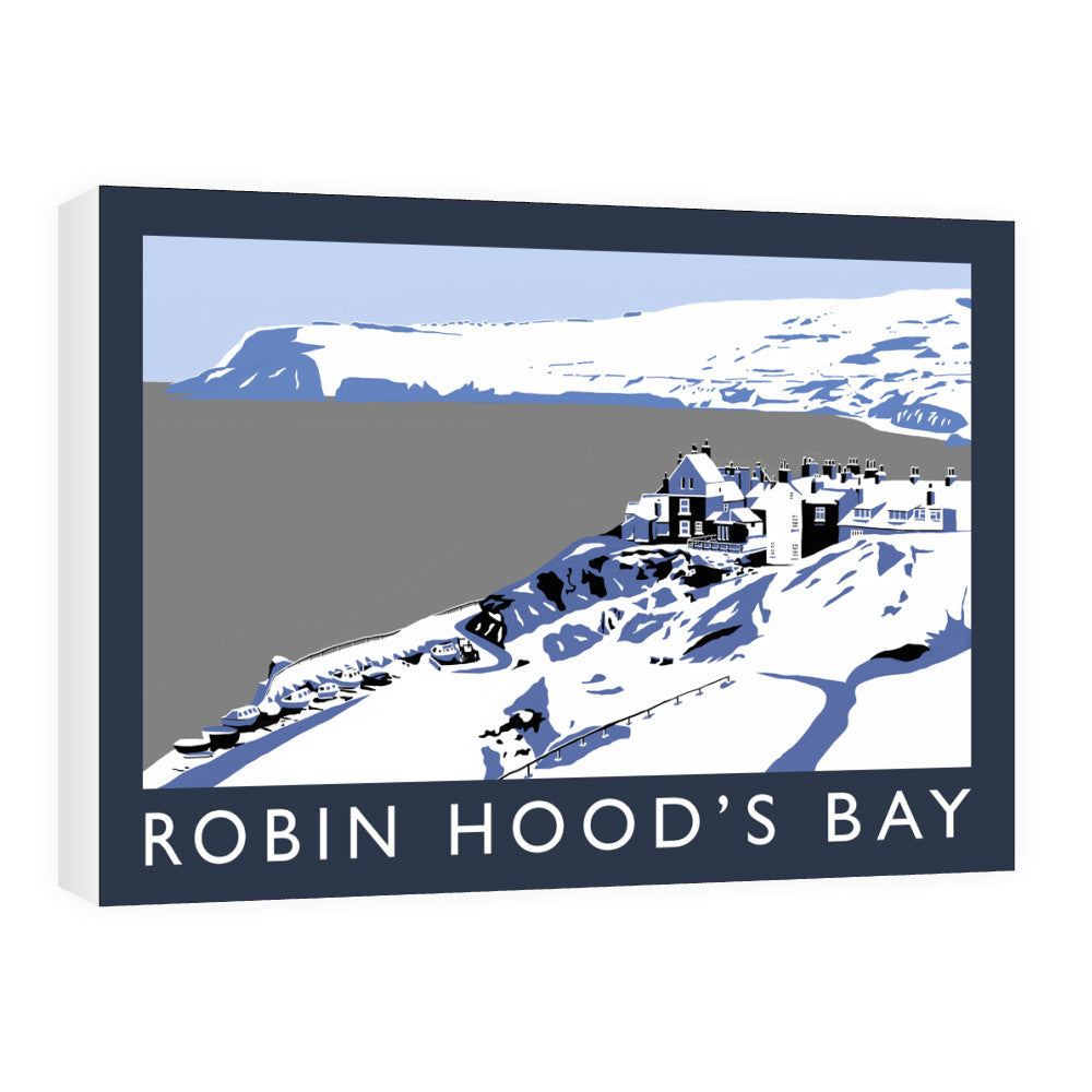 Robin Hoods Bay, Yorkshire Canvas