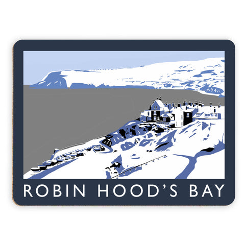 Robin Hoods Bay, Yorkshire Placemat