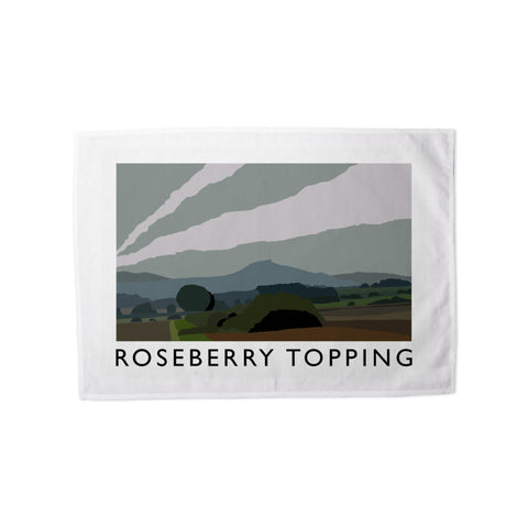 Roseberry Topping, Yorkshire Tea Towel