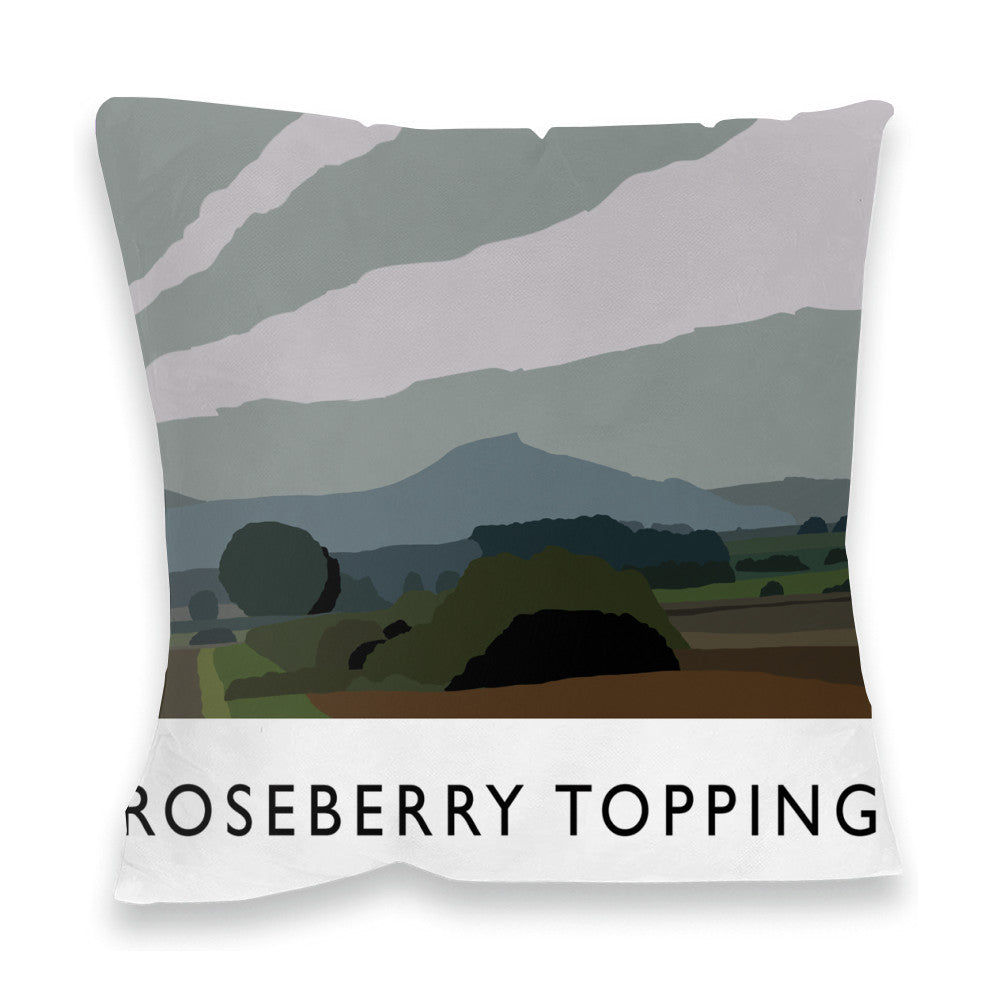 Roseberry Topping, Yorkshire Fibre Filled Cushion