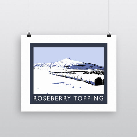 Roseberry Topping, Yorkshire Fine Art Print
