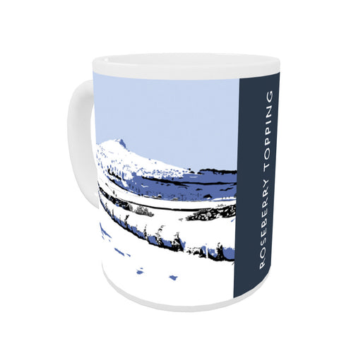 Roseberry Topping, Yorkshire Mug