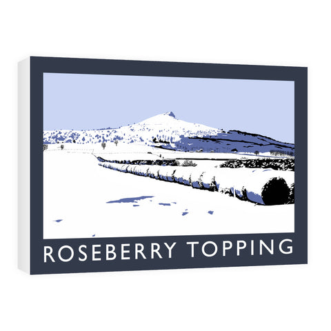 Roseberry Topping, Yorkshire Canvas