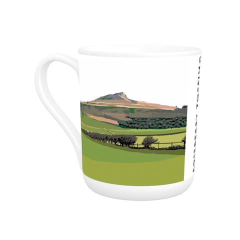 Roseberry Topping, Yorkshire Bone China Mug