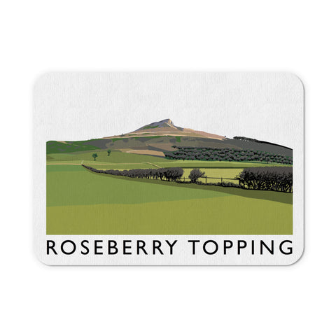 Roseberry Topping, Yorkshire Mouse Mat