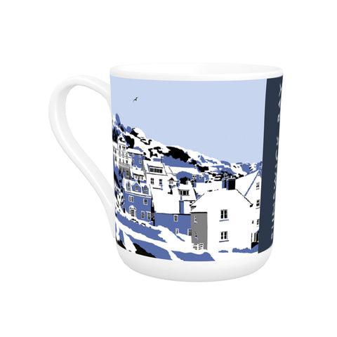 Runswick Bay, Yorkshire Bone China Mug