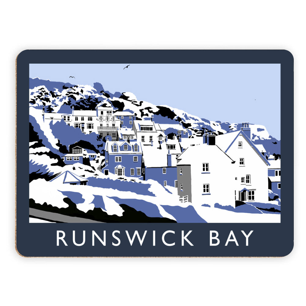 Runswick Bay, Yorkshire Placemat