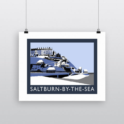 Saltburn-By-The-Sea, Yorkshire Fine Art Print