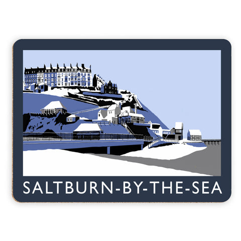 Saltburn-By-The-Sea, Yorkshire Placemat