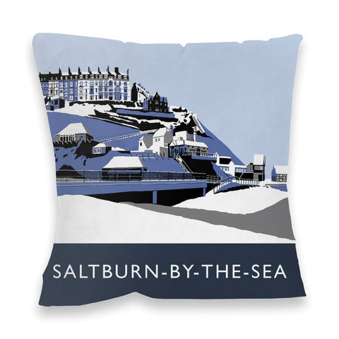 Saltburn-By-The-Sea, Yorkshire Fibre Filled Cushion