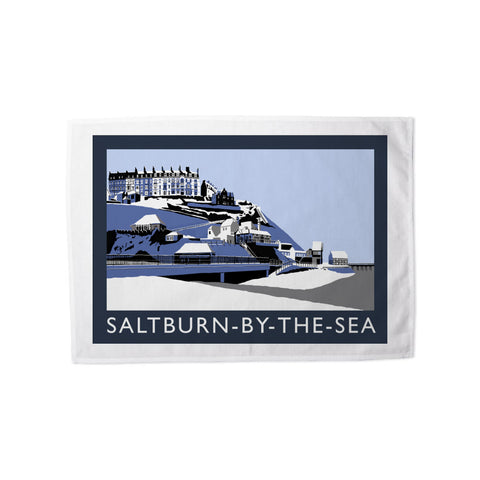 Saltburn-By-The-Sea, Yorkshire Tea Towel
