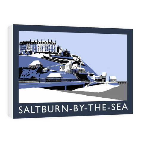 Saltburn-By-The-Sea, Yorkshire Canvas
