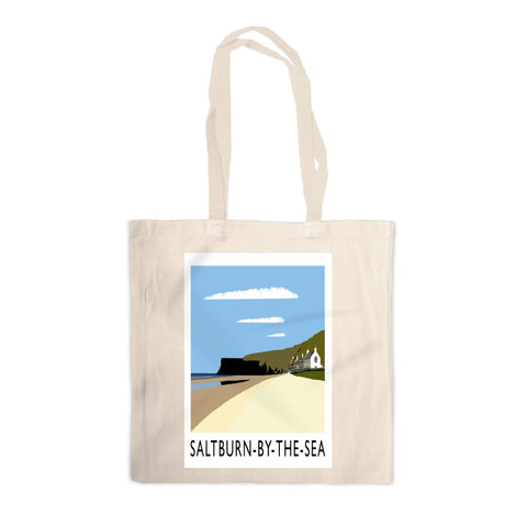 Saltburn-By-The-Sea, Yorkshire Canvas Tote Bag