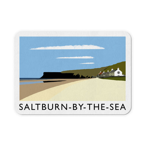 Saltburn-By-The-Sea, Yorkshire Mouse Mat