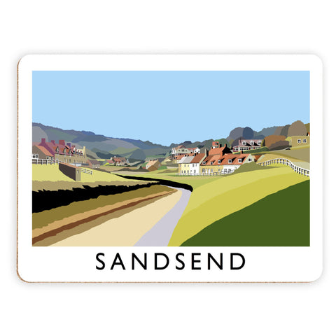 Sandsend, Yorkshire Placemat