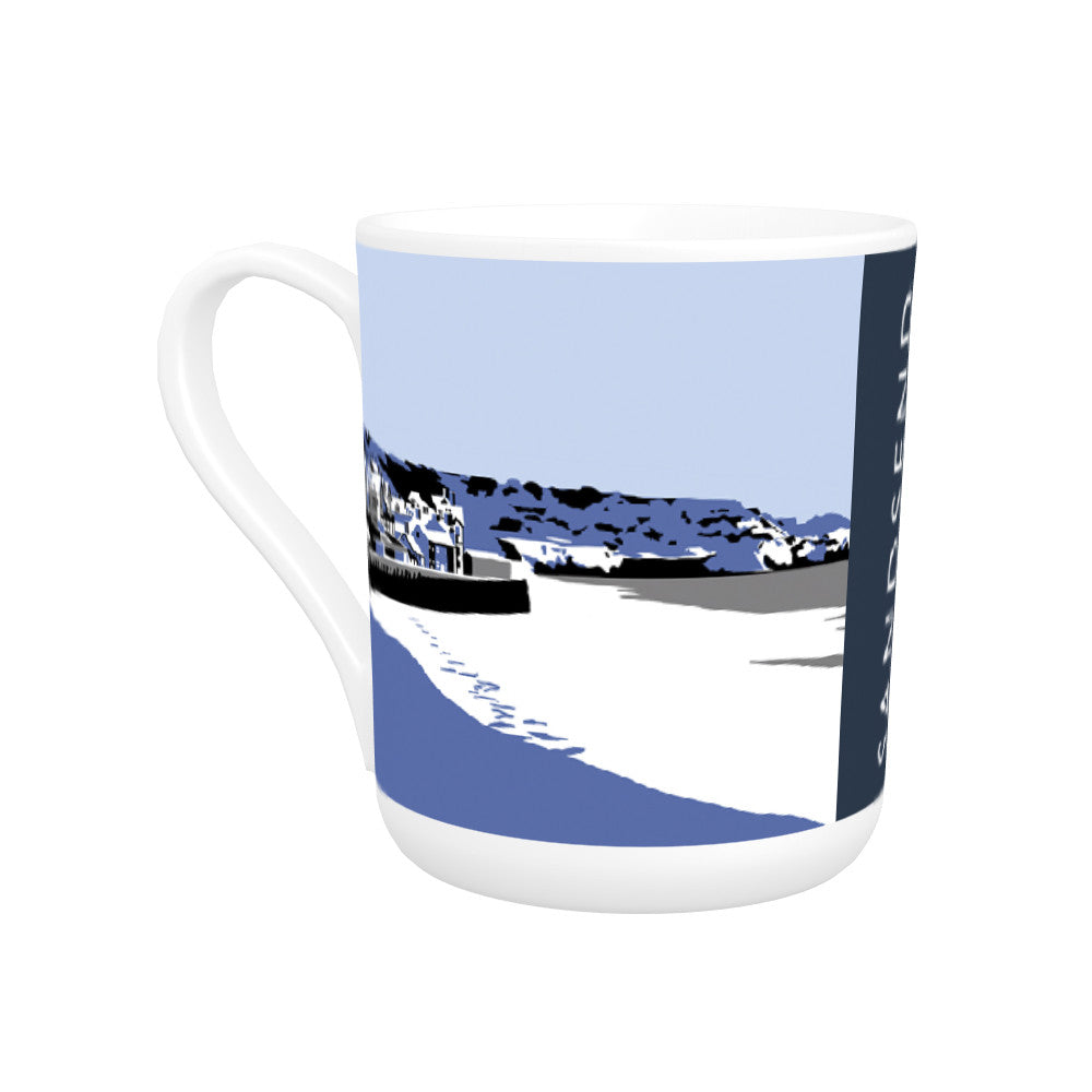 Sandsend, Yorkshire Bone China Mug