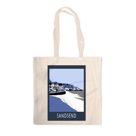 Sandsend, Yorkshire Canvas Tote Bag