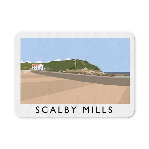 Scalby Mills, Yorkshire Mouse Mat
