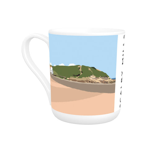 Scalby Mills, Yorkshire Bone China Mug
