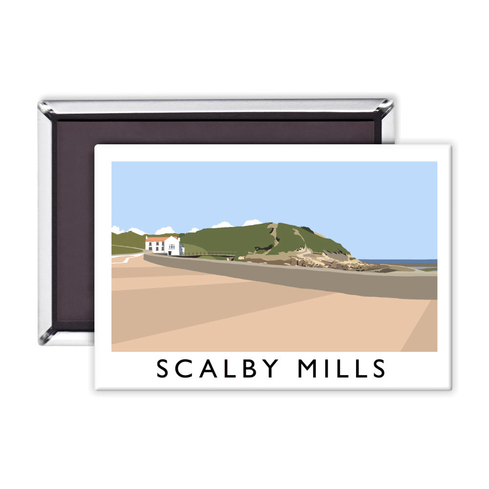 Scalby Mills, Yorkshire Magnet