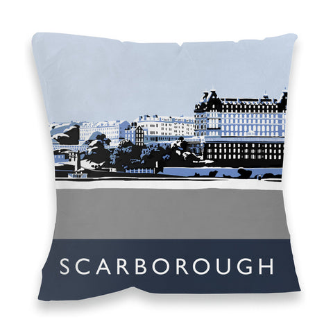 Scarborough, Yorkshire Fibre Filled Cushion
