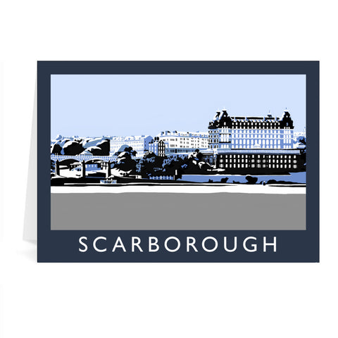Scarborough, Yorkshire Greeting Card 7x5