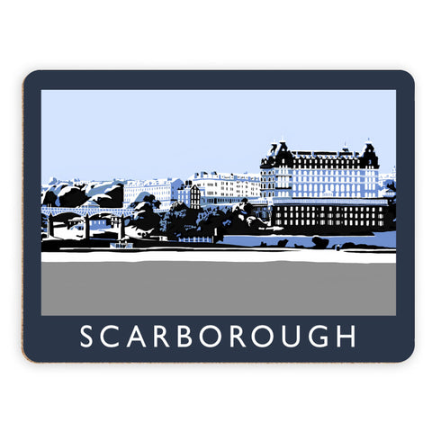 Scarborough, Yorkshire Placemat
