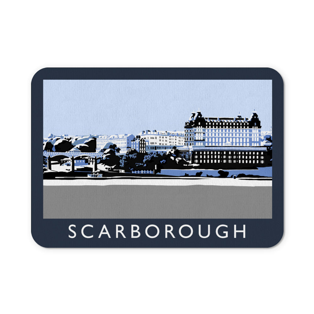 Scarborough, Yorkshire Mouse Mat