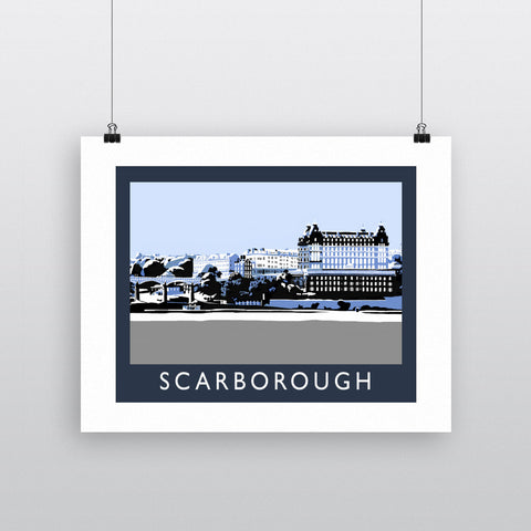Scarborough, Yorkshire Fine Art Print